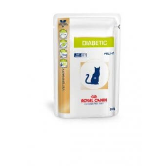 ROYAL CANIN CAT DIABETIC SASZETKA 85 g