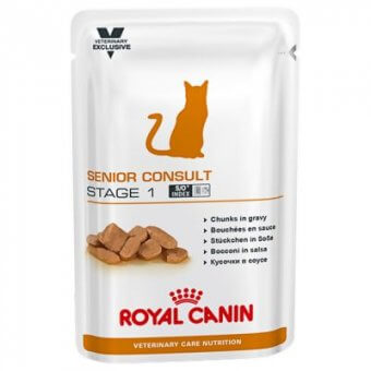 ROYAL CANIN CAT SENIOR NUTRITION NEUTRED SENIOR STRANGE 1 100g