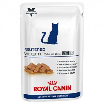 ROYAL CANIN NEUTRED WEIGHT BALANCE 100g