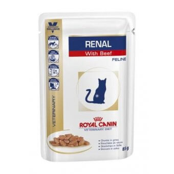 ROYAL CANIN RENAL BEEF 85g