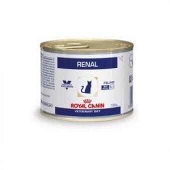 ROYAL CANIN RENAL PUSZKA 195g