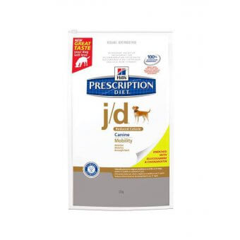 Hill's Prescription Diet J/D Reduced Calorie 4kg