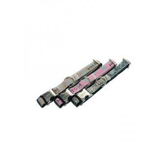 Zolux Envy Phantom Obroża regulowana 10 mm - Różowa