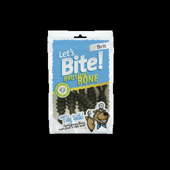 Brit Let's Bite Brush Bone 90 g