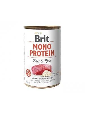 Brit Mono Protein Wołowina i Brązowy Ryż (Default)