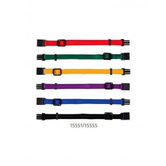 Trixie Obroże dla szczeniąt, M–L: 22–35 cm/10 mm (różne kolory)