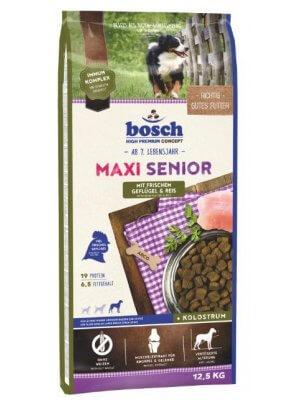 Bosch HPC Maxi Senior Drób&Ryż 12,5kg