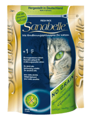 Sanabelle No Grain Snacks 20g