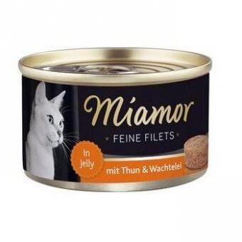 Miamore Tuńczyk z Jajkiem 100g
