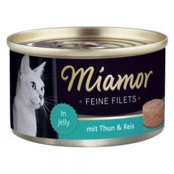 Miamor Tuńczyk z Ryżem 100g