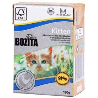 Bozita Kitten 190g