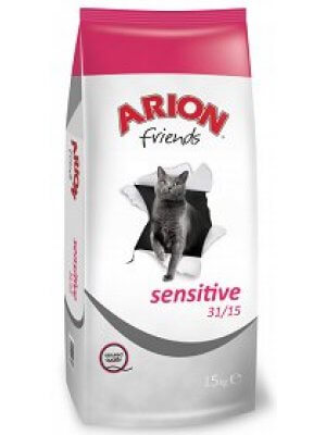 Arion Sensitive Lamb&Rice 15kg