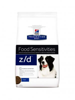Hill's Prescription Diet Z/D Ultra Allergen Free 3kg