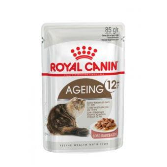 ROYAL CANIN AGEING +12 w sosie 85g