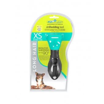 FURminator dla Psiaków długowłosych - XS