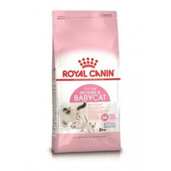 ROYAL CANIN MOTHET&BABYCAT 4 kg