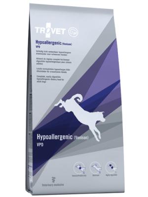 Trovet VPD Hypoallergenic - Venison (dla psa) 3kg