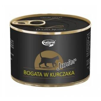 Natural Taste Junior Bogata w Kurczaka 185g