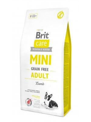 Brit Care Mini Grain-Free Adult Lamb 2 kg