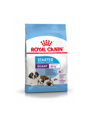 Royal Canin Giant Starter Mother and Babydog 15kg