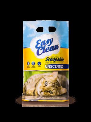 PESTELL Easy Clean Żwirek Sodowy Naturalny 4 kg