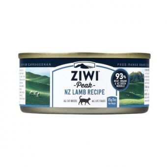 Ziwi Peak Cat Lamb 85g - mokra karma dla kotów z jagnięciną