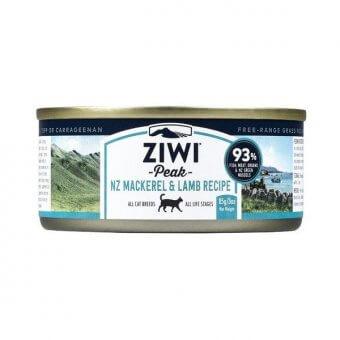Ziwi Peak Cat Macrela&Lamb 85g - mokra karma dla kota z makrelą i jagnięciną