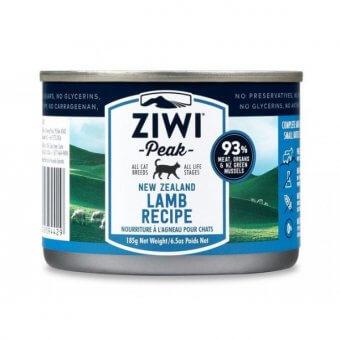 Ziwi Peak Cat JAGNIĘCINA 185g - mokra karma dla kotów z jagnięciną
