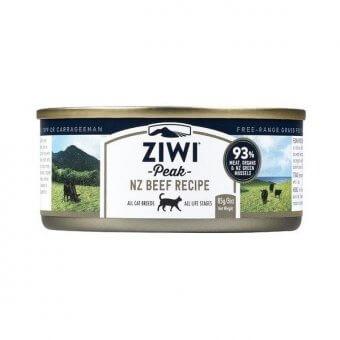 Ziwi Peak Cat Beef 85g - mokra karma dla kota z wołowiną