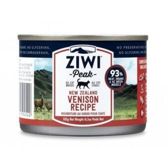 Ziwi Peak pies Venison 185g - mokra karma dla kota z dziczyzną