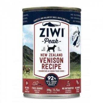 Ziwi Peak pies Venison 390g - mokra karma dla psów z dziczyzną