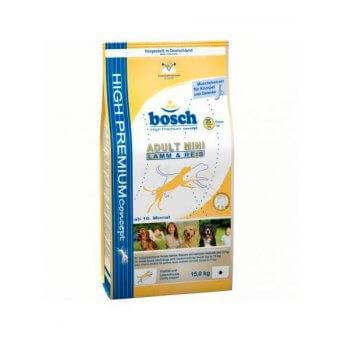 Bosch HPC Mini Adult Jagnięcina z Ryżem 15 kg