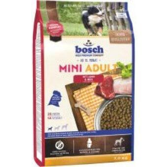 Bosch HPC Mini Adult Jagnięcina z Ryżem 1 kg