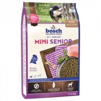 Bosch HPC Mini Senior 1 kg