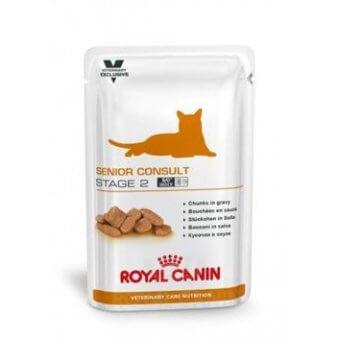 ROYAL CANIN SENIOR CONSULT STRANGE 2 100g