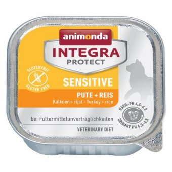 ANIMONDA INTEGRA SENSITIVE INDYK I RYŻ 100g