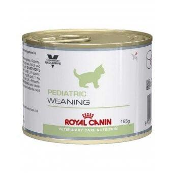 ROYAL CANIN PEDIATRIC WEANING PUSZKA 195g