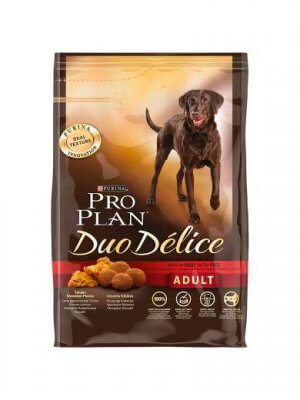 Purina Pro Plan Duo Delice Adult Wołowina & Ryż 700g