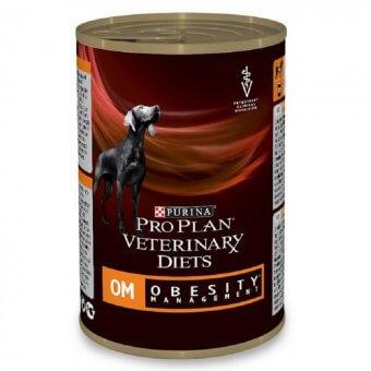 Purina Pro Plan Veterinary Diet's OM Mus Obesity Management 400g