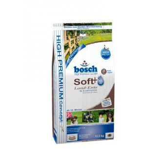 Bosch HPC+ Soft Kaczka i Ziemniak 12,5kg