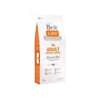 Brit Care Adult Medium Jagnięcina z Ryżem 12 kg