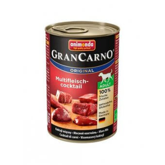 Animonda GranCarno Adult Multi Mięsny Koktajl 400 g