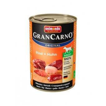 Animonda GranCarno Adult Wołowina i Kurczak 400 g