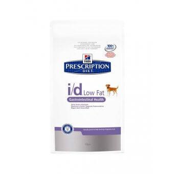 Hill's Prescription Diet I/D Low Fat 12kg