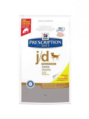 Hill's Prescription Diet J/D Reduced Calorie 12kg