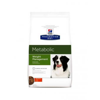 Hill's Prescription Diet Metabolic 4kg