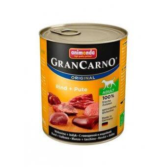 Animonda GranCarno Adult Indyk i Wołowina 800 g