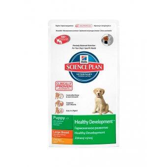 Hill's Science Plan Puppy Healthy Development Large Kurczak 2,5kg