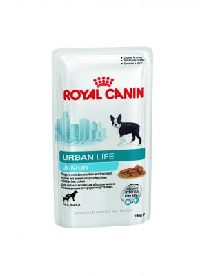 Royal Canin Urban Life Junior Wet 150g