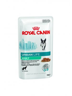 Royal Canin Urban Life Adult Wet 150g